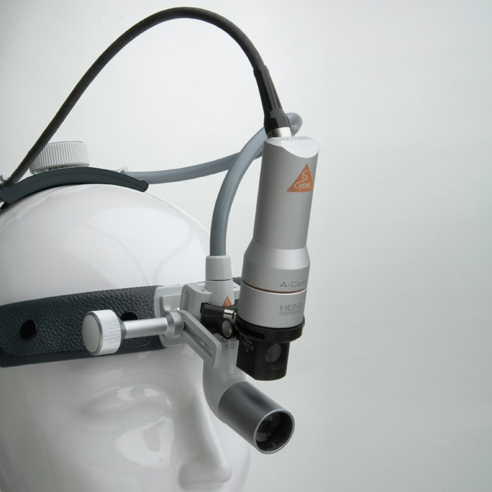HEINE MD 1000 F.O. Video Prismenoptik mit C-Mount