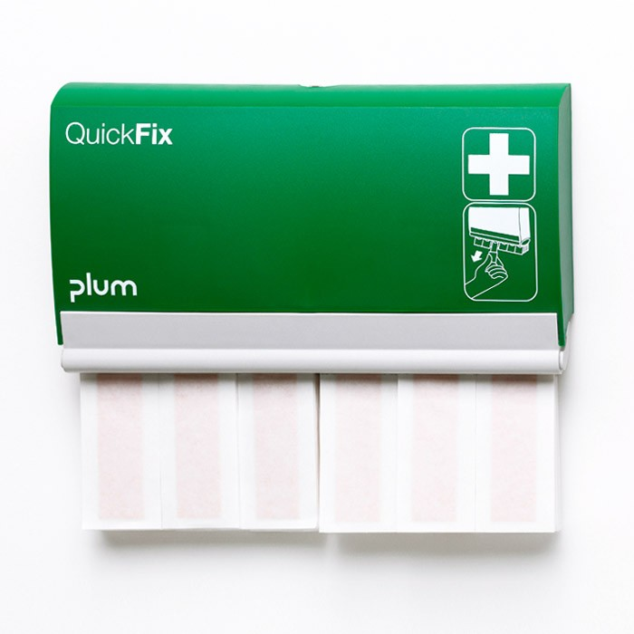 QuickFix Pflasterspender ELASTIC LONG
