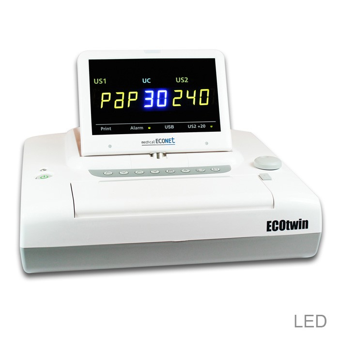 ECOtwin LCD/LED CTG-Gerät