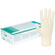 B. Braun Vasco Sensitive Latexhandschuhe