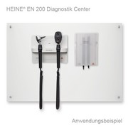 HEINE Wallboard für EN 200 Diagnostik Center