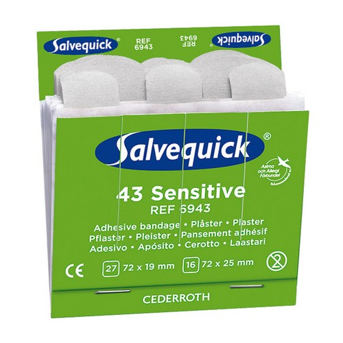Salvequick Refill 6943 Sensitive