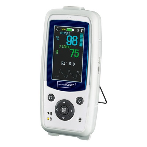 medical Econet PalmCare PRO Hand-Pulsoximeter